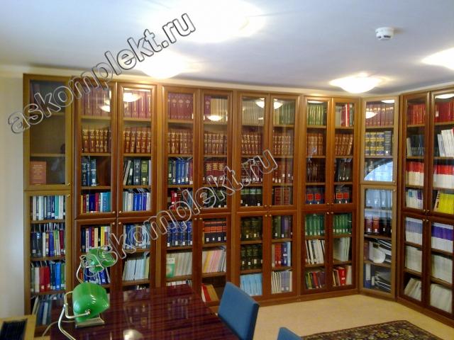 #Стеллажи для домашней библиотеки