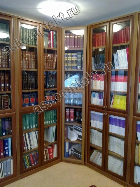 #Стеллажи для библиотеки